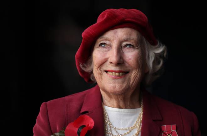Dame Vera Lynn has died, aged 103