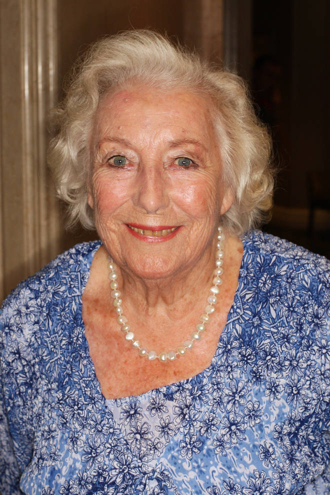 Dame Vera Lynn attends The Nordoff Robbins Silver Clef Awards