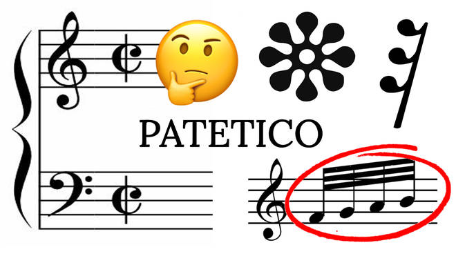 Sorry, but only a true musician can score 11/13 in this music notation quiz