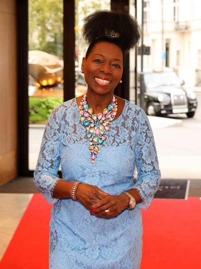 Baroness Floella Benjamin campaigned for Windrush Day to be celebrated in the UK