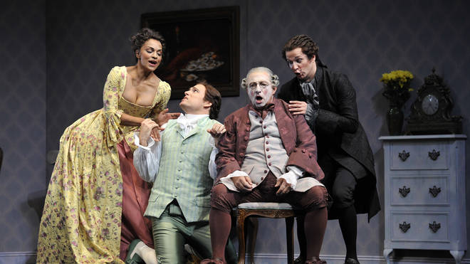 Danielle DeNiese stars in Don Pasquale at Glyndebourne