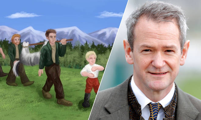 Alexander Armstrong will narrate Prokofiev's Peter and the Wolf for London Mozart Players' adaptation