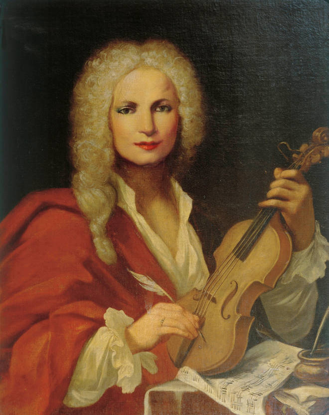 Vivaldi with makeup