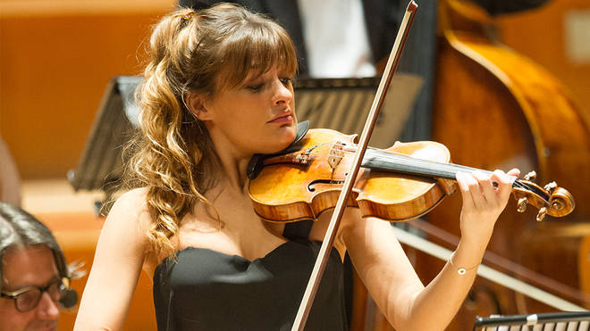 The meeting involved Nicola Benedetti, Alison Balsom and Sheku Kanneh-Mason