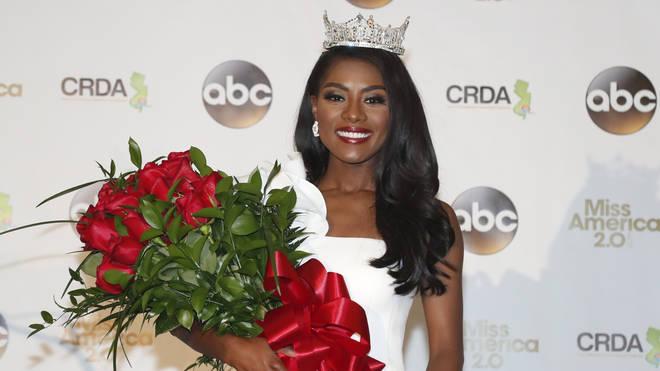 Nia Franklin, Miss America 2019