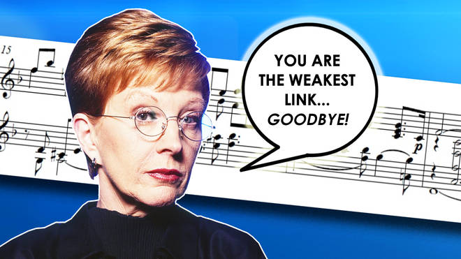 How far can you get in this classical music 'The Weakest Link' quiz?