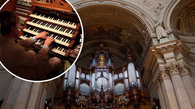Bach in the Berliner Dom