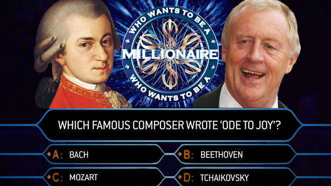 How far can you get in this classical music 'Who Wants To Be A Millionaire' quiz?