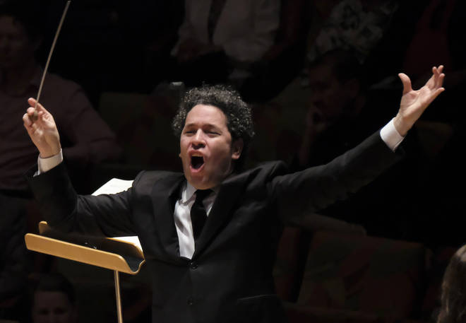 Gustavo Dudamel will conduct the LA Phil as part of Global Citizen's Global Goal concert for COVID-19 awareness this weekend.