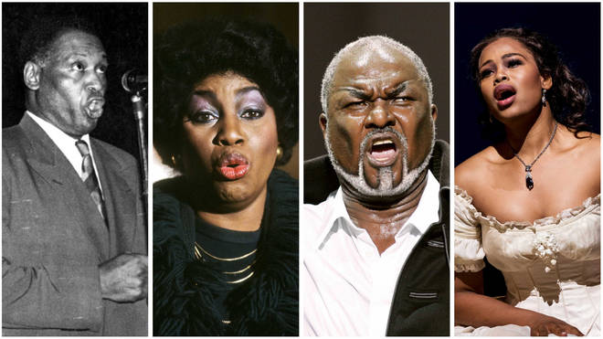 Incredible black opera singers