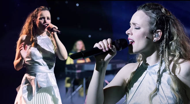 Is Rachel McAdams actually singing in Netflix's Eurovision movie?