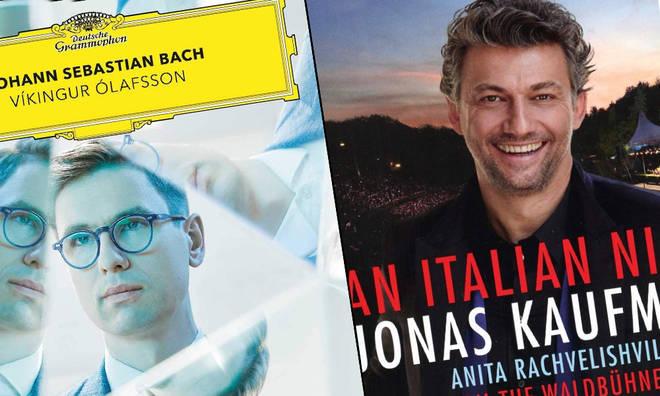 Olafsson Kaufmann new releases
