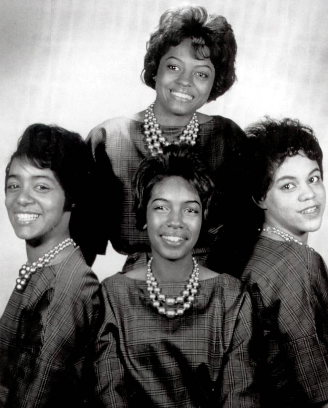 The Supremes and The Primettes