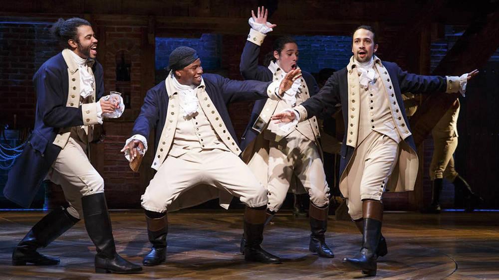 The original Broadway 'Hamilton' movie is coming to Disney Plus