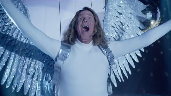 Is Will Ferrell really singing in Netflix's Eurovision film?