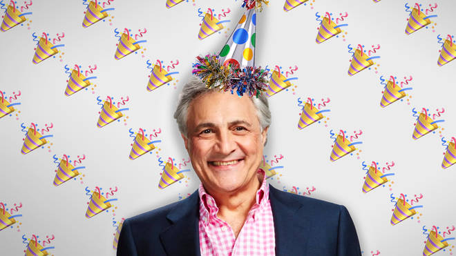 Happy 10th Classic FM birthday to John Suchet!