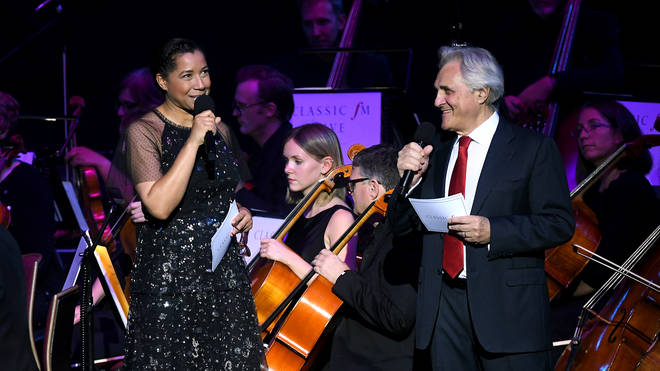 John Suchet and Margherita Taylor present Classic FM Live