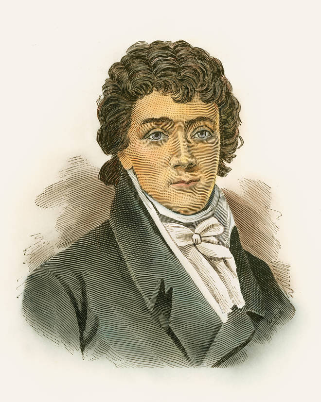 Portrait Of Francis Scott Key