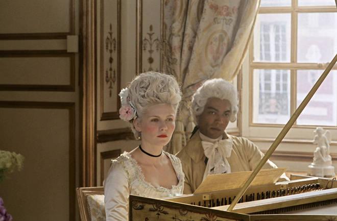 The Chevalier was Marie Antoinette's music teacher