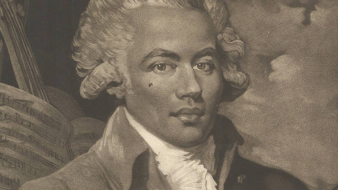 Who was the Chevalier de Saint-Georges?