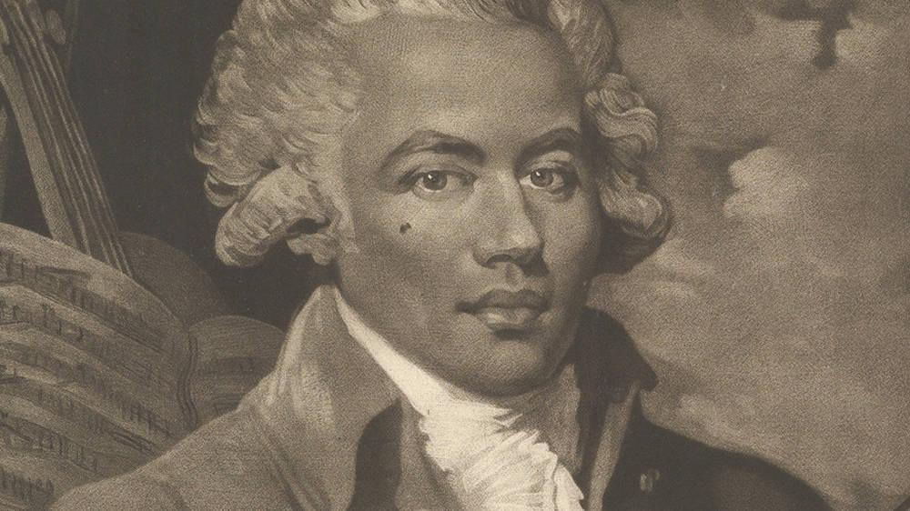 The extraordinary life of 'Black Mozart', composer Chevalier de Saint-Georges