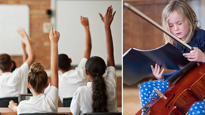 Leaked plans suggest music will be suspended from the curriculum