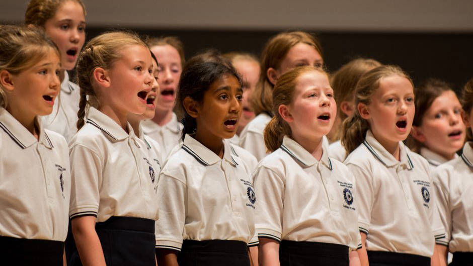 Government says 'no singing, wind or brass playing' in school choirs or assemblies