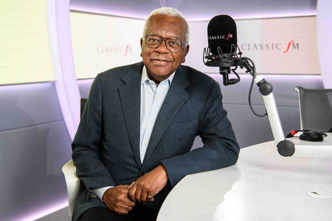 Sir Trevor McDonald joins Classic FM to present a new Sunday evening series
