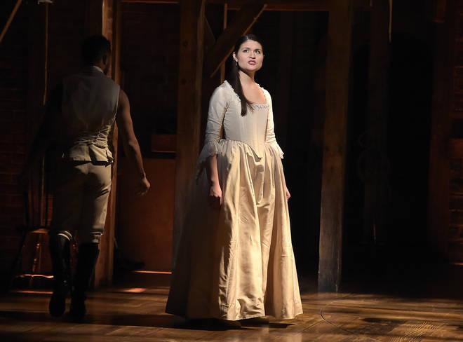 Eliza – the true protagonist of Hamilton?