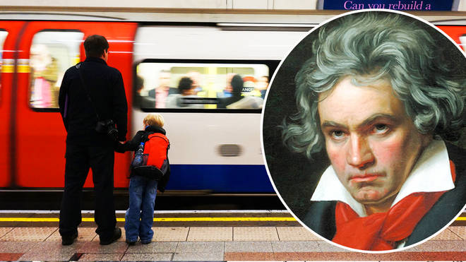 Why is classical music played on the tube?