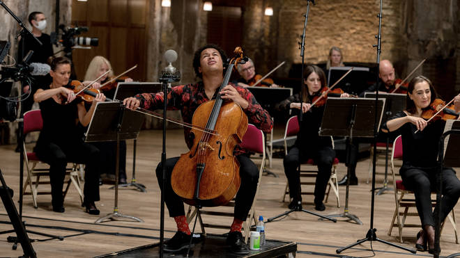 Sheku Kanneh-Mason to launch first Philharmonia Session