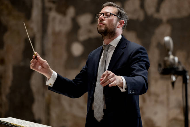 John Wilson to conduct The Philharmonia Sessions
