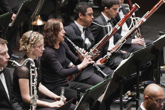What is the government's latest guidance on rehearsals and concert halls?