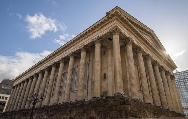 Birmingham's Town Hall announces major job losses