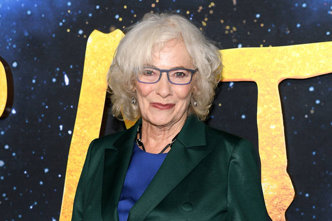 Betty Buckley, known for playing Grizabella in Cats