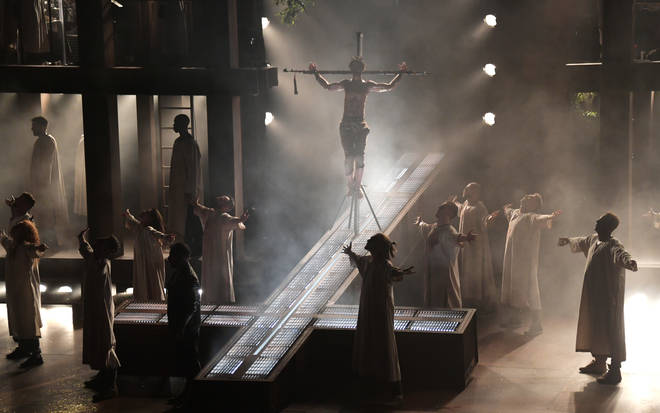 'Jesus Christ Superstar' returns to Regent's Park Open Air Theatre this August for 70 showings