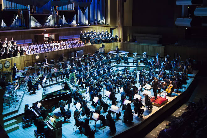 The Philharmonia Orchestra, Classic FM's Orchestra on Tour, is one of the Southbank's resident ensembles.
