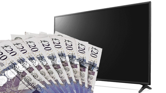 Win £4,000 and a 4k Smart TV