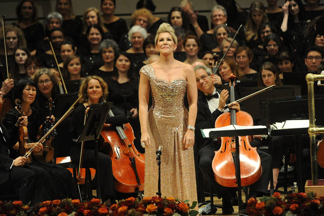 Joyce DiDonato refused to work on the Board of the Richard Tucker Foundation, until David Tucker was removed