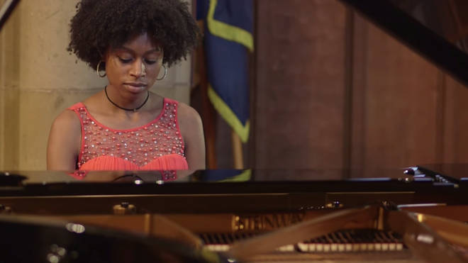 Pianist Isata Kanneh-Mason has extolled the virtues of playing at home in isolation, and sharing music online, in a recent panel hosted by the Royal Philharmonic Society