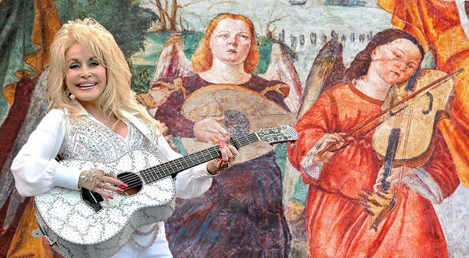 People are turning 'Jolene', 'Hips Don't Lie' and other pop songs into  medieval... - Classic FM