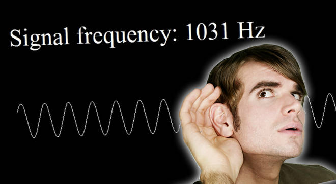 See how high you can here with this frequency test video