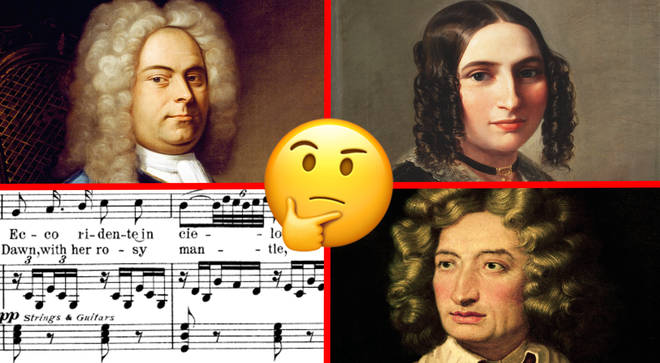 Most people can't match the composer's face to the music – can you?