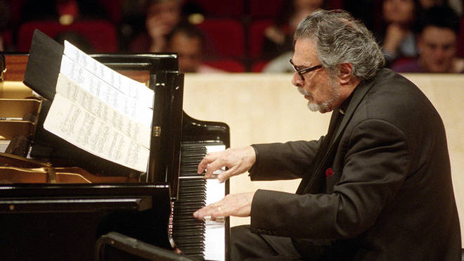 The great American pianist Leon Fleisher has died