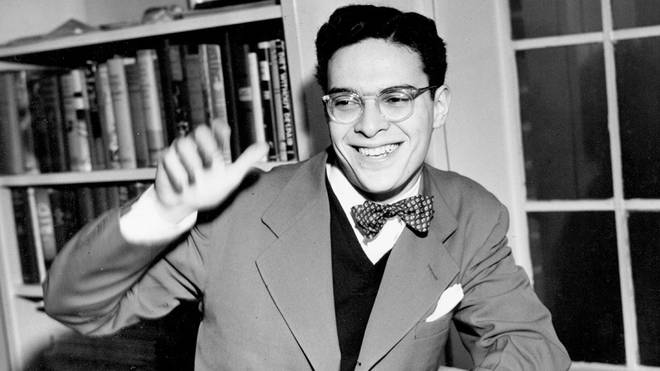 Leon Fleisher as a young man