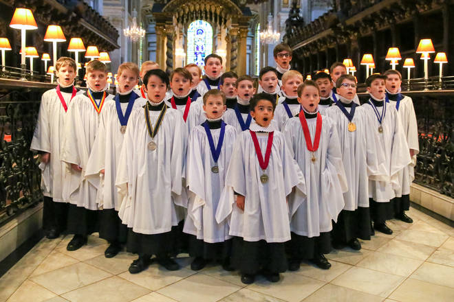 Singing in cathedrals is under threat.