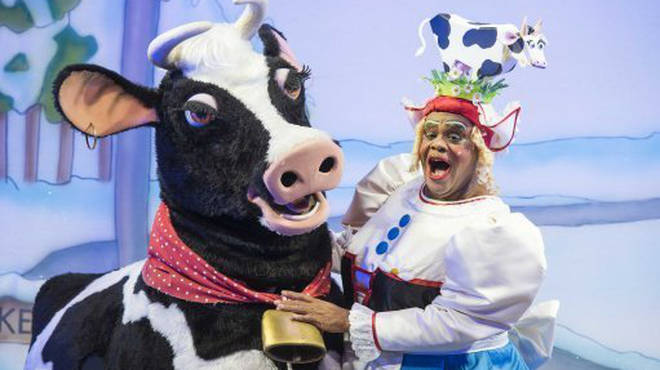 """Oh no it isn't, oh yes it is!"": Is panto going to be on this Christmas?"