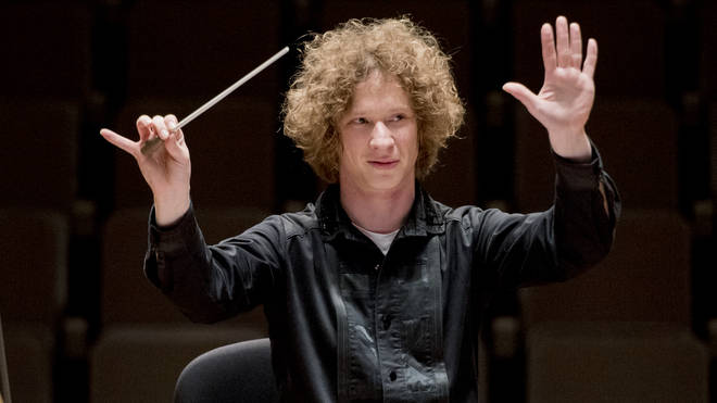 Santtu-Matias Rouvali will succeed Esa-Pekka Salonen as principal conductor of the Philharmonia Orchestra in 2021