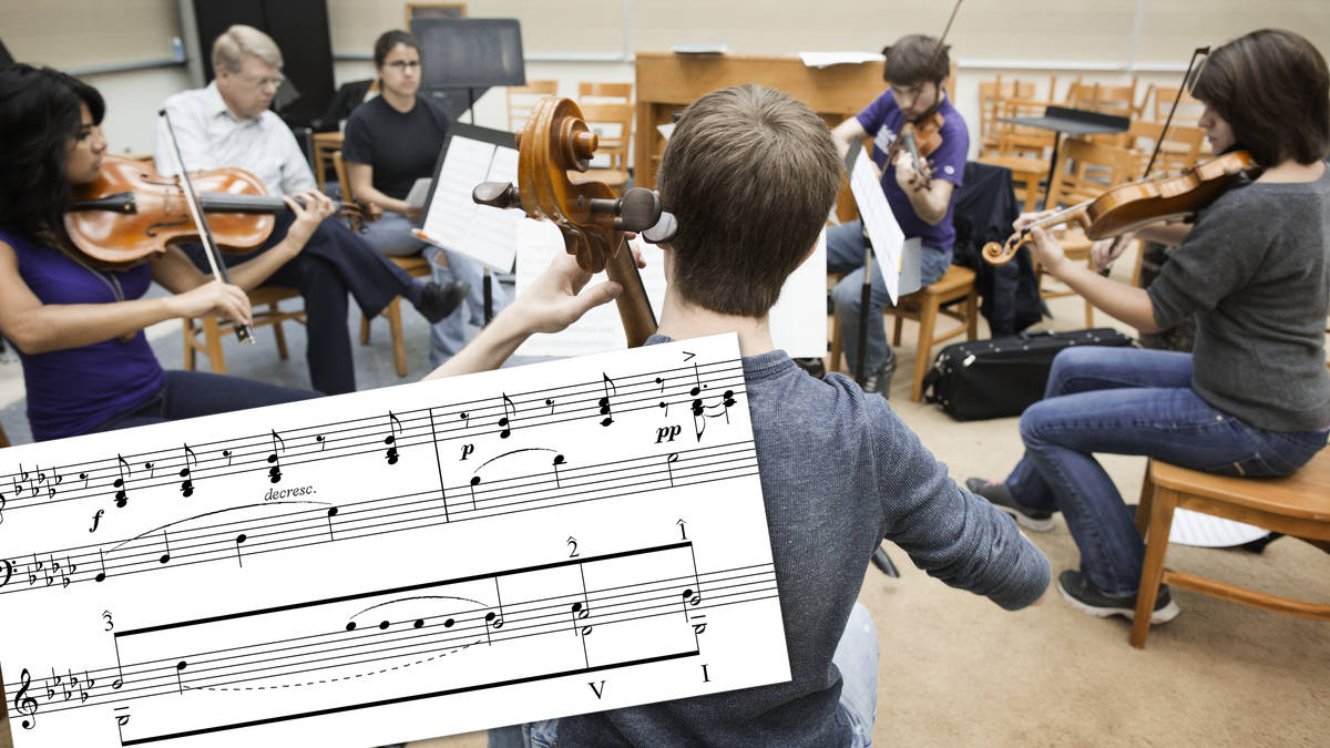 Controversy and accusations of racism as professor terms music theory white supremacist