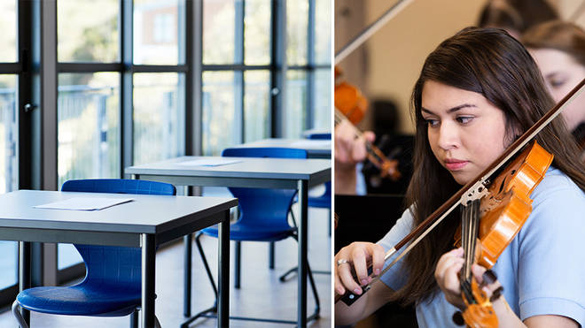 Music A-level students have halved in the last decade